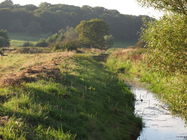 Watermill Stream Valley as it was