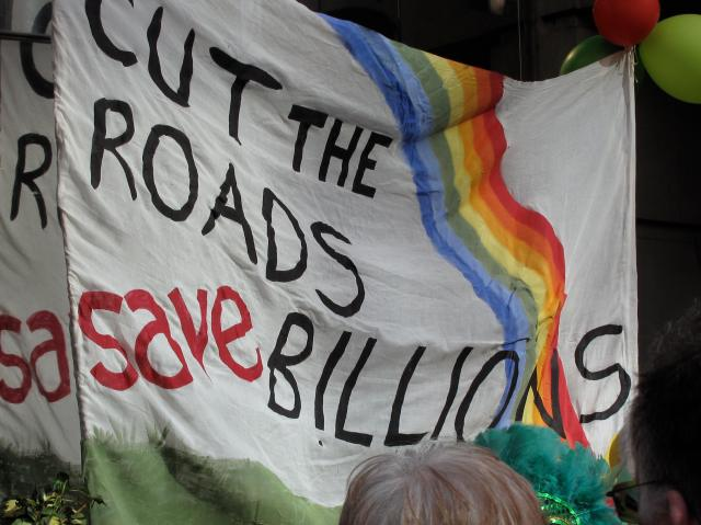 DfT Save Billlions