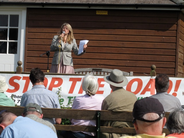 Georgia Wrighton, CPRE Sussex