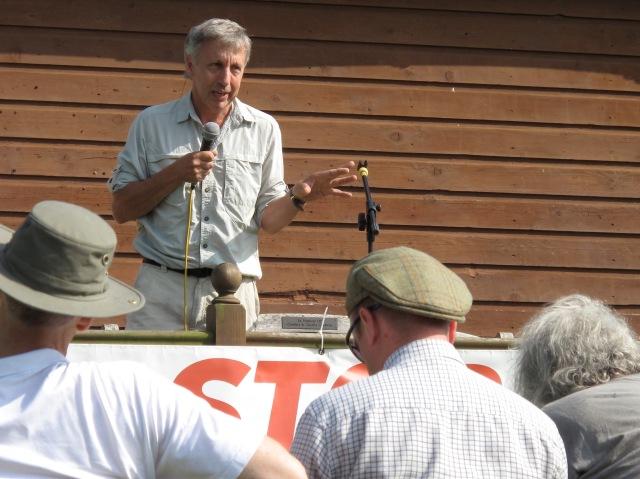 Tony Whitbread, Sussex and UK Wildlife Trusts
