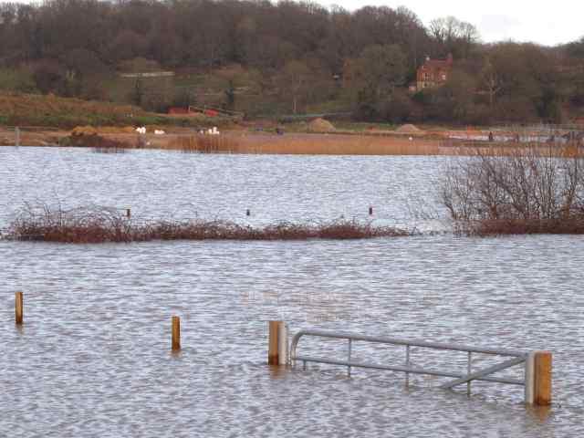 CH Flooded Gate