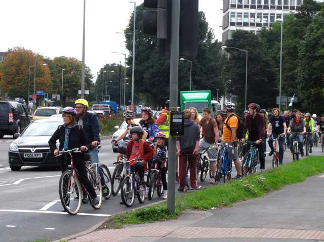 Lewes Rd Cycle
