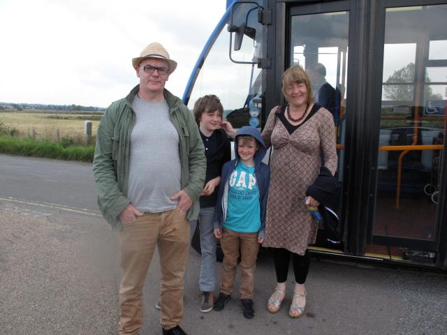 Sunday Trip - By 349 to Bodiam Castle and the KESR Heritage Railway