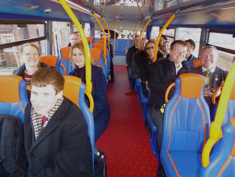 99 Bus Lanes Trip